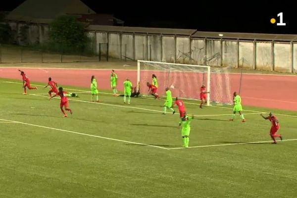 Coupe région Guadeloupe de football : la reprise a réussi à l'AS Dynamo - G