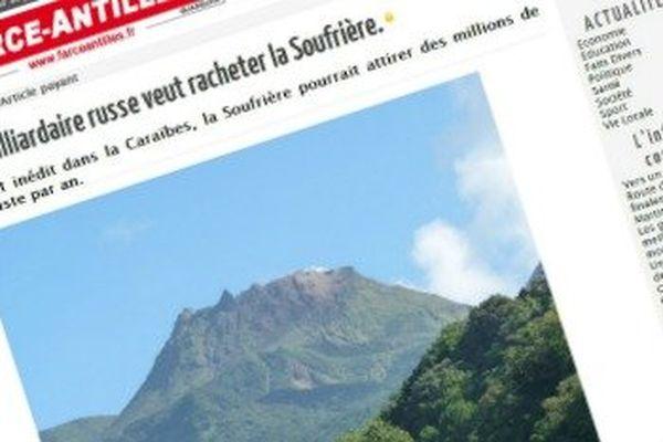 Farce Antilles