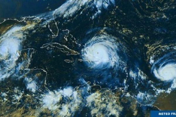 L'ouragan Jose se renforce en catégorie 4