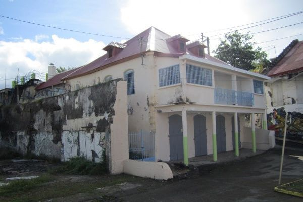 La maison Liensol après première rénovation