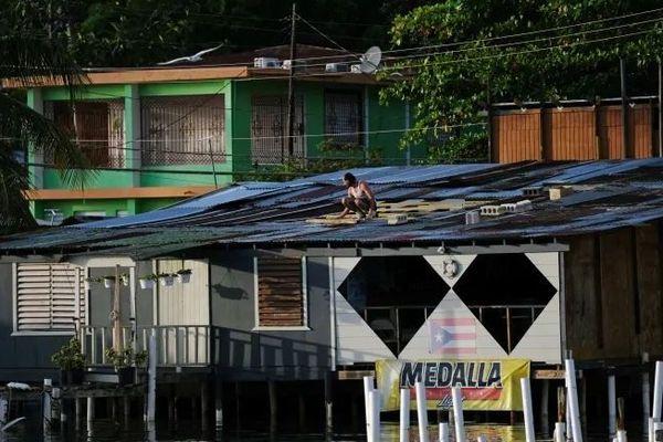 Puerto Rico sinistré