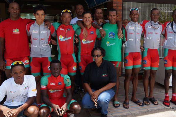 Intérieur Tour Vélo Club Guyanais