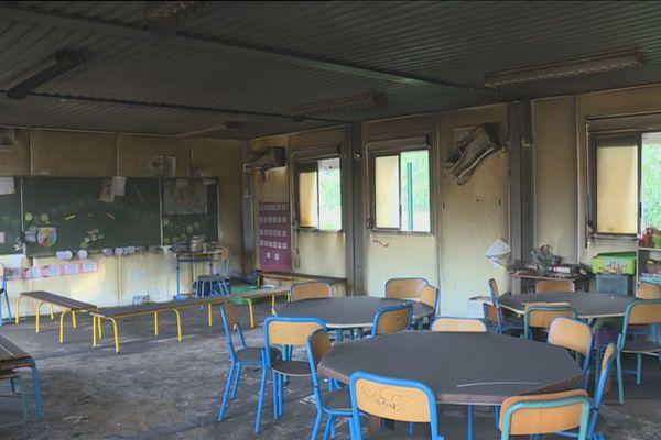 Saint-Laurent: une classe de l'école Nicole Othily incendiée