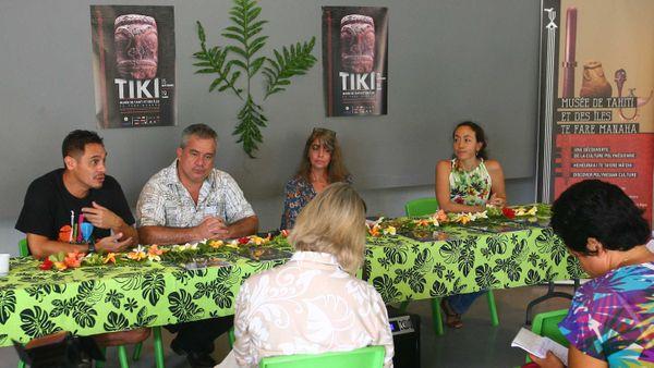 conférence tiki MTI