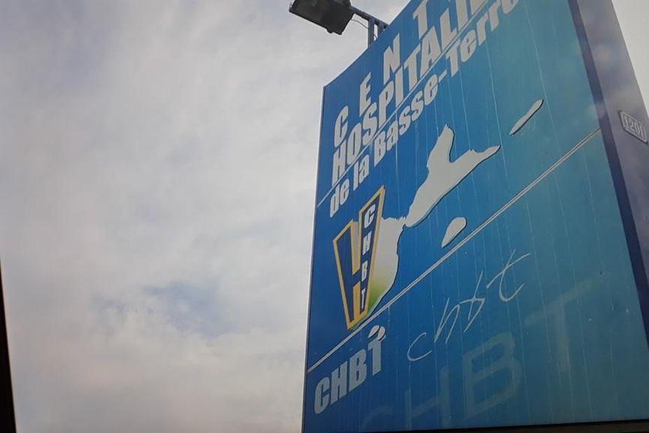Le Centre Hospitalier de la Basse-Terre frappé par une pénurie d'eau - Guadeloupe la 1ère