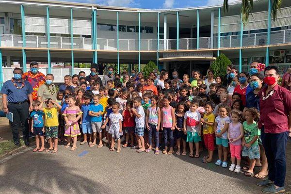école Taimoana, centre de vacances