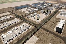 Projet d'usine chimique de production de nickel pur destiné aux batteries électriques à Townsville dans le Queensland en Australie