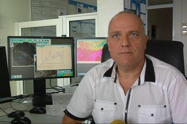 Thomas Beck prévisionniste météo France