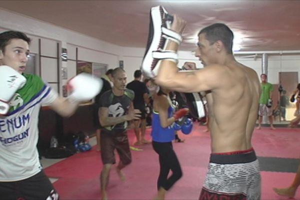 Rahui Fighting Championship, la première compétition de MMA