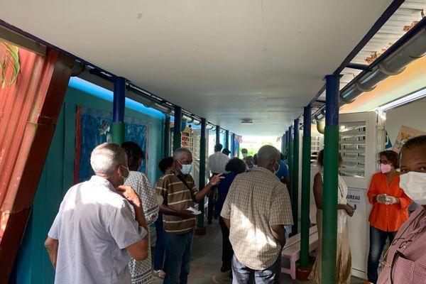 Bureau de vote Redoute