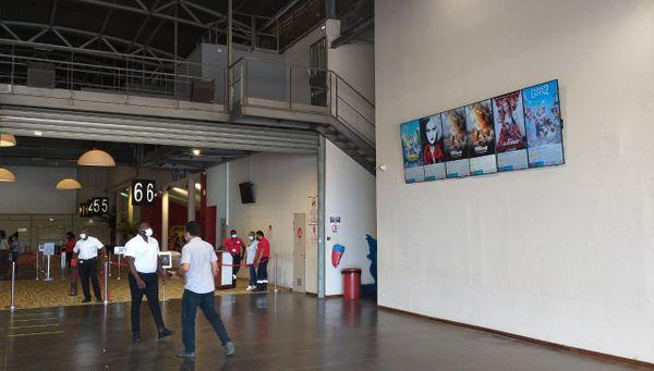 Loisirs : réouverture en fanfare et sur les chapeaux de roue du cinéma Agora