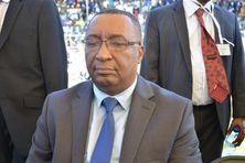 Ahmed Djaffar Saïd, ancien vice-président de l'l'Union des Comores