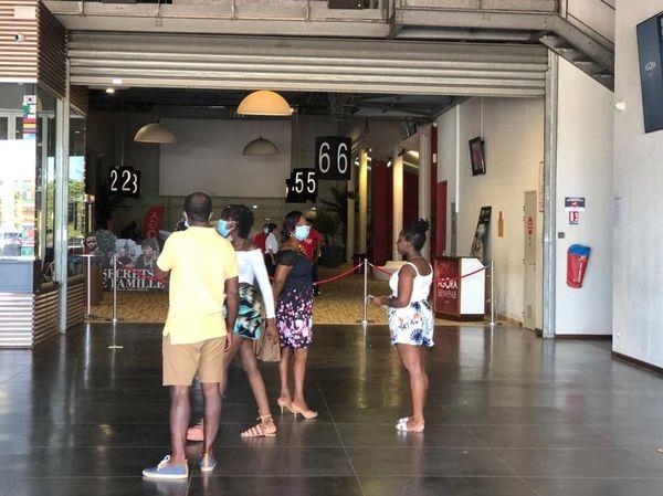 réouverture cinémas Guyane