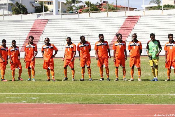 Super ligue 2021 : SC Ne Drehu