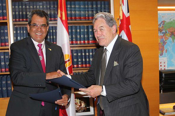 Un plan de coopération entre la Polynésie et la Nouvelle Zélande
