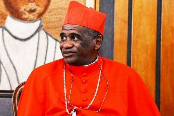 Cardinal Tsarahazana de Madagascar