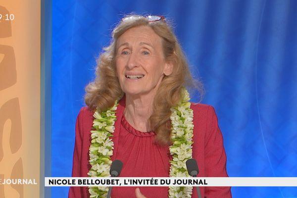 Invitée du journal : Nicole Belloubet, Garde des Sceaux, ministre de la Justice