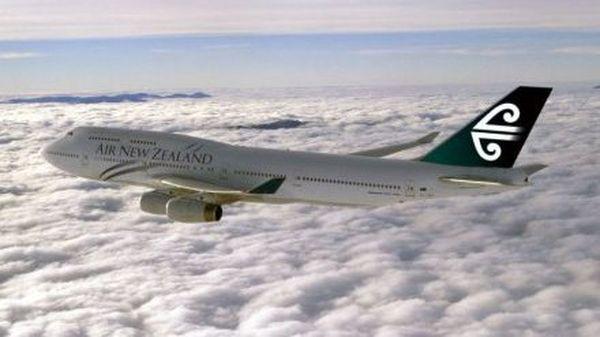 vol d'Air New Zealand