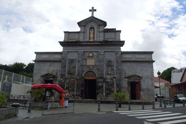 Église Notre-Dame-du-Mont-Carmel (Basse-Terre)