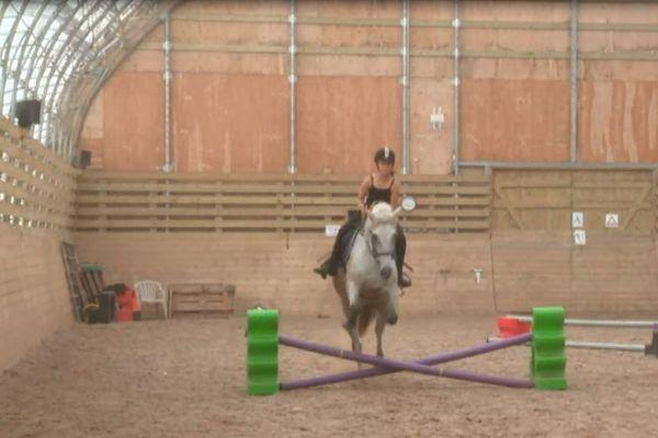atelier saut d'obstacle