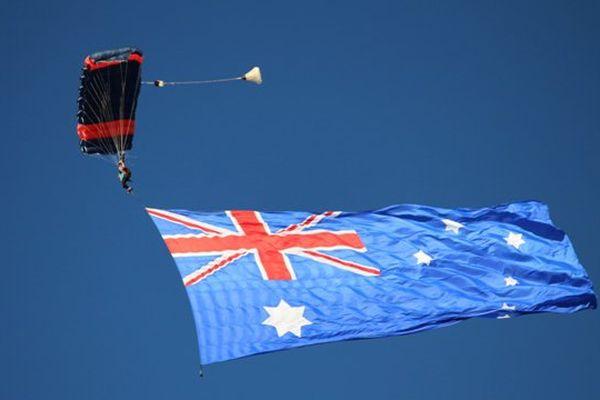 cérémonie d'ouverture Australie