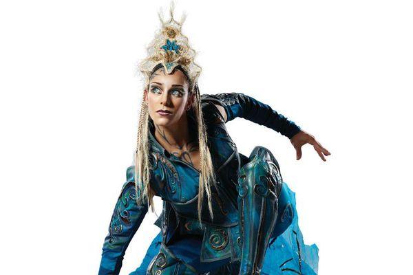 Le Cirque du Soleil « AMALUNA »