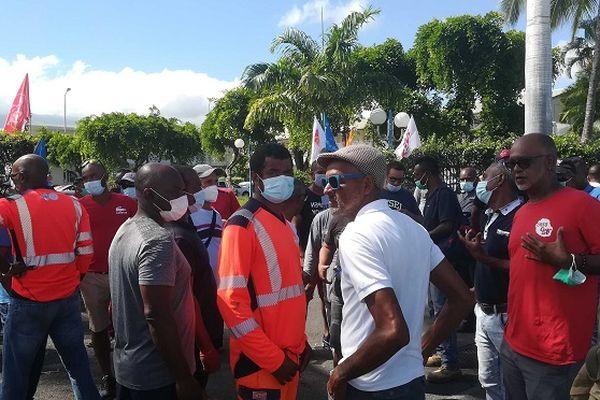 la grève est terminée pour les salariés du BTP.