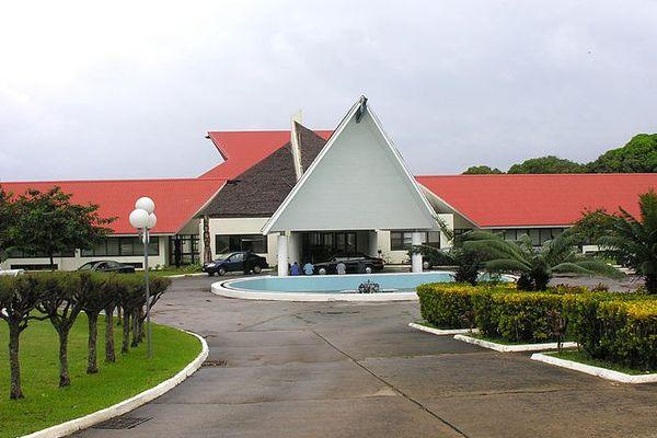 Vanuatu. Parlement Port-Vila
