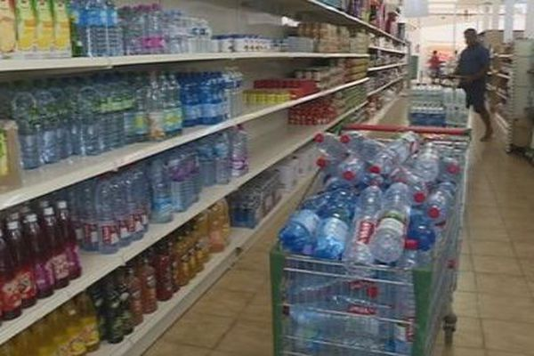 Les futuniens consomment de plus en plus de l'eau minérale des magasins