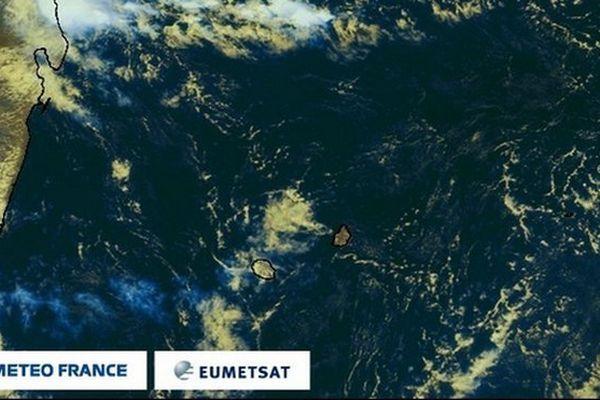 Image sat de l'océan Indien 26 Avril 2012