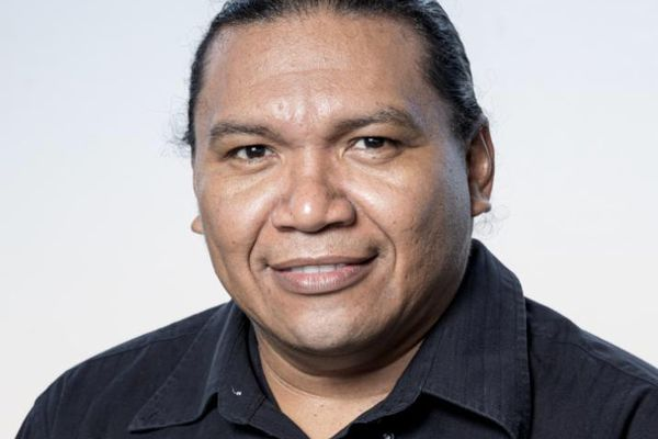 Jean-Paul Fereira, tête de liste Guyane