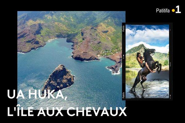 Ua Huka, l'île aux chevaux