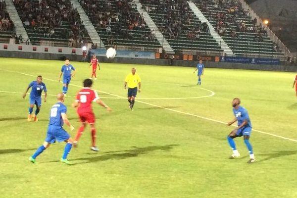Réunion-Maurice : 1-0