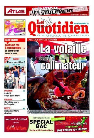 Quotidien de La Réunion