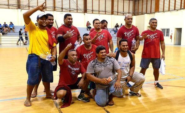 volleyball interservice finale homma mai 2019