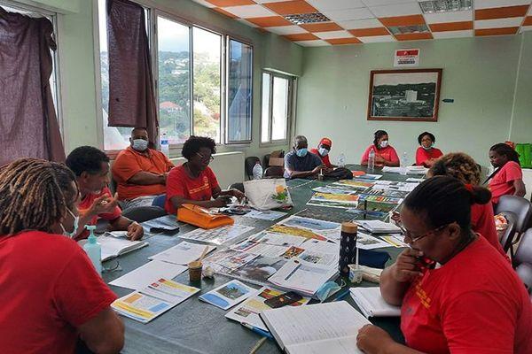 Réunion hôpital Trinité