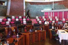 séance de la commission permanente du conseil départemental