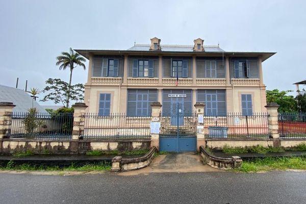 Le Palais de justice de St-Laurent du Maroni