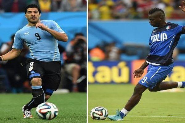 Italie-Uruguay