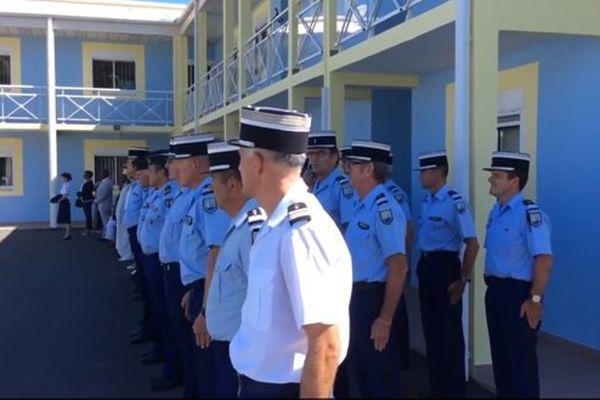 Gendarmes à Mayotte