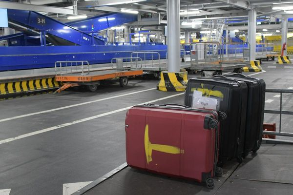 bagages orly