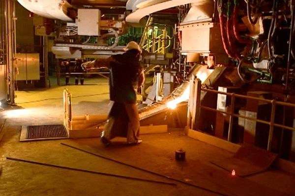 usine du nord coulée et histoire