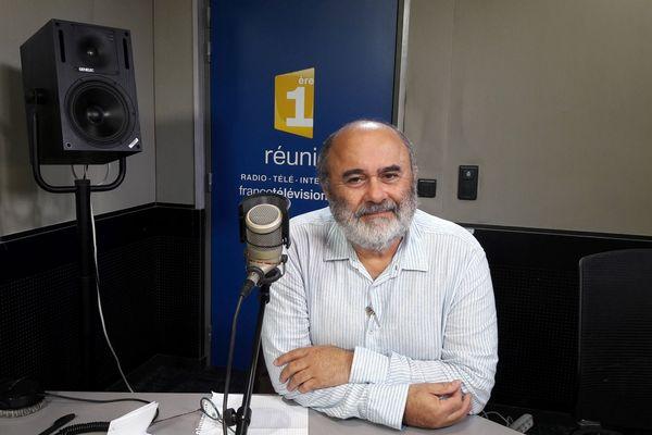 François Javel, le Président Directeur Général de la Nordev