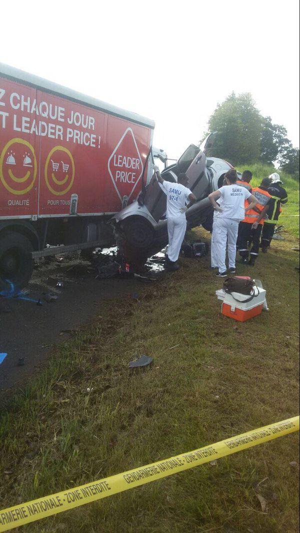Accident Jaula