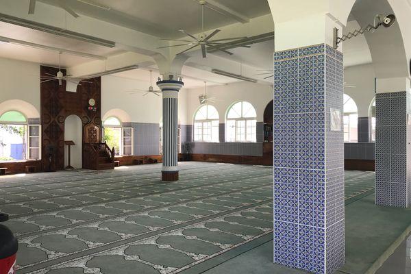 Mosquée de Saint-Benoît