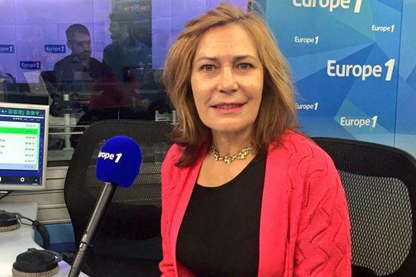Mémona Hintermann sur Europe 1