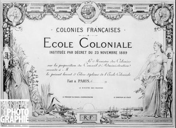Ecole coloniale