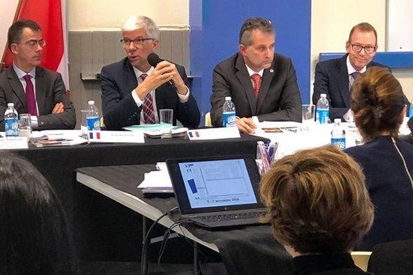 Coopération régionale, 20ième commission mixte