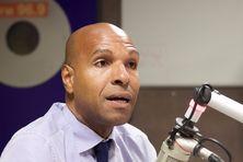 Olivier Serva, 3ème vice-président de la Région Guadeloupe. Il envisage la première circonscription aux législatives de 2017.