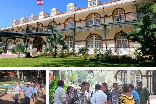 La tradition du 1er mai est respectée en Polynésie